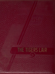 Page 1, 1958 Edition, Higbee High School - Tigers Lair Yearbook (Higbee, MO) online yearbook collection