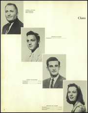 Page 12, 1958 Edition, Higbee High School - Tigers Lair Yearbook (Higbee, MO) online yearbook collection