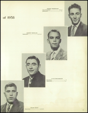 Page 13, 1958 Edition, Higbee High School - Tigers Lair Yearbook (Higbee, MO) online yearbook collection