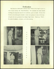 Page 6, 1958 Edition, Higbee High School - Tigers Lair Yearbook (Higbee, MO) online yearbook collection