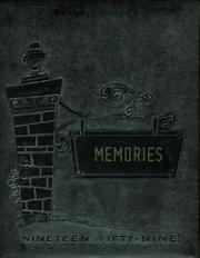 Page 1, 1959 Edition, Mercer High School - Memories Yearbook (Mercer, MO) online yearbook collection