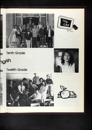 Page 17, 1985 Edition, Lutheran High School - Images Yearbook (Kansas City, MO) online yearbook collection