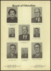 Page 10, 1953 Edition, Granby High School - Cardinal Yearbook (Granby, MO) online yearbook collection