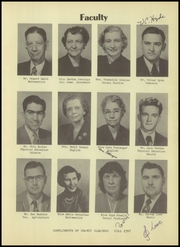 Page 11, 1953 Edition, Granby High School - Cardinal Yearbook (Granby, MO) online yearbook collection