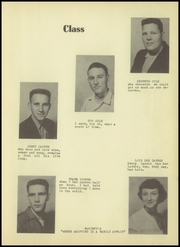 Page 15, 1953 Edition, Granby High School - Cardinal Yearbook (Granby, MO) online yearbook collection