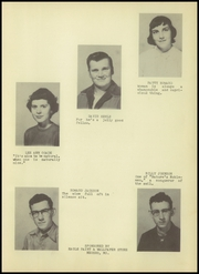 Page 17, 1953 Edition, Granby High School - Cardinal Yearbook (Granby, MO) online yearbook collection