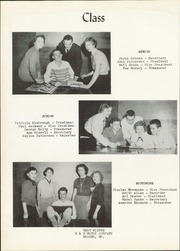 Page 16, 1955 Edition, Granby High School - Cardinal Yearbook (Granby, MO) online yearbook collection