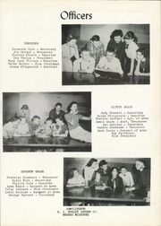 Page 17, 1955 Edition, Granby High School - Cardinal Yearbook (Granby, MO) online yearbook collection