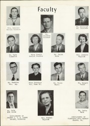 Page 8, 1955 Edition, Granby High School - Cardinal Yearbook (Granby, MO) online yearbook collection