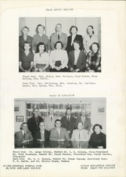 Page 9, 1955 Edition, Granby High School - Cardinal Yearbook (Granby, MO) online yearbook collection