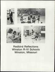 Page 7, 1979 Edition, Winston High School - Redbird Yearbook (Winston, MO) online yearbook collection