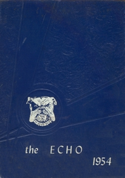 Page 1, 1954 Edition, Breckenridge High School - Echo Yearbook (Breckenridge, MO) online yearbook collection