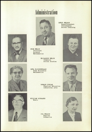 Page 15, 1954 Edition, Breckenridge High School - Echo Yearbook (Breckenridge, MO) online yearbook collection