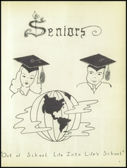Page 11, 1953 Edition, Shelbina High School - Indian Echo Yearbook (Shelbina, MO) online yearbook collection