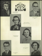 Page 6, 1953 Edition, Shelbina High School - Indian Echo Yearbook (Shelbina, MO) online yearbook collection