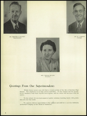 Page 8, 1953 Edition, Shelbina High School - Indian Echo Yearbook (Shelbina, MO) online yearbook collection