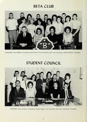 Page 12, 1964 Edition, Deering High School - Lion Yearbook (Deering, MO) online yearbook collection