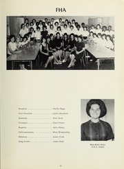 Page 15, 1964 Edition, Deering High School - Lion Yearbook (Deering, MO) online yearbook collection