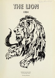 Page 5, 1964 Edition, Deering High School - Lion Yearbook (Deering, MO) online yearbook collection