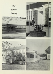 Page 8, 1964 Edition, Deering High School - Lion Yearbook (Deering, MO) online yearbook collection