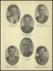 Page 11, 1950 Edition, Cardwell High School - Arrowhead Yearbook (Cardwell, MO) online yearbook collection