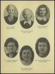 Page 12, 1950 Edition, Cardwell High School - Arrowhead Yearbook (Cardwell, MO) online yearbook collection