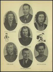 Page 16, 1950 Edition, Cardwell High School - Arrowhead Yearbook (Cardwell, MO) online yearbook collection