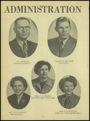 Page 8, 1950 Edition, Cardwell High School - Arrowhead Yearbook (Cardwell, MO) online yearbook collection