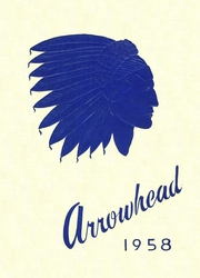 Page 1, 1958 Edition, Cardwell High School - Arrowhead Yearbook (Cardwell, MO) online yearbook collection