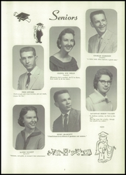 Page 11, 1958 Edition, Cardwell High School - Arrowhead Yearbook (Cardwell, MO) online yearbook collection