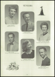 Page 14, 1958 Edition, Cardwell High School - Arrowhead Yearbook (Cardwell, MO) online yearbook collection