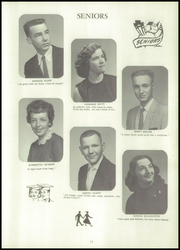 Page 15, 1958 Edition, Cardwell High School - Arrowhead Yearbook (Cardwell, MO) online yearbook collection
