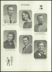 Page 16, 1958 Edition, Cardwell High School - Arrowhead Yearbook (Cardwell, MO) online yearbook collection