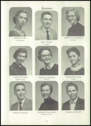 Page 17, 1958 Edition, Cardwell High School - Arrowhead Yearbook (Cardwell, MO) online yearbook collection