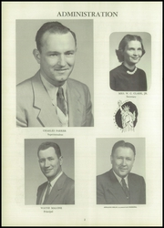 Page 6, 1958 Edition, Cardwell High School - Arrowhead Yearbook (Cardwell, MO) online yearbook collection