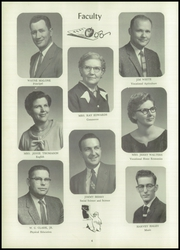 Page 8, 1958 Edition, Cardwell High School - Arrowhead Yearbook (Cardwell, MO) online yearbook collection