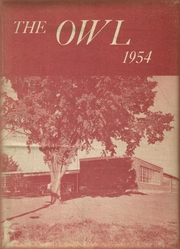 Page 1, 1954 Edition, Ridgeway High School - Owl Yearbook (Ridgeway, MO) online yearbook collection
