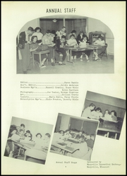 Page 11, 1954 Edition, Ridgeway High School - Owl Yearbook (Ridgeway, MO) online yearbook collection