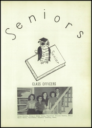 Page 13, 1954 Edition, Ridgeway High School - Owl Yearbook (Ridgeway, MO) online yearbook collection
