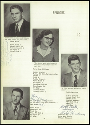 Page 16, 1954 Edition, Ridgeway High School - Owl Yearbook (Ridgeway, MO) online yearbook collection