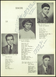 Page 17, 1954 Edition, Ridgeway High School - Owl Yearbook (Ridgeway, MO) online yearbook collection
