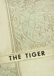 1944 Edition, Grant City High School - Tiger Yearbook (Grant City, MO)