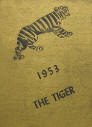 1953 Edition, Grant City High School - Tiger Yearbook (Grant City, MO)