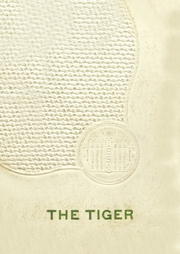 1954 Edition, Grant City High School - Tiger Yearbook (Grant City, MO)