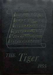 1955 Edition, Grant City High School - Tiger Yearbook (Grant City, MO)