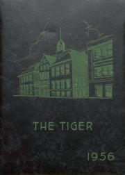 1956 Edition, Grant City High School - Tiger Yearbook (Grant City, MO)