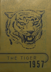 1957 Edition, Grant City High School - Tiger Yearbook (Grant City, MO)