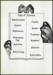 Page 10, 1960 Edition, Fisk Rombauer High School - Pirateer Yearbook (Fisk, MO) online yearbook collection
