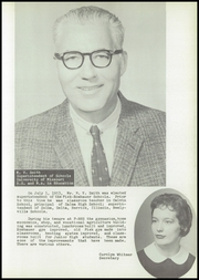 Page 13, 1960 Edition, Fisk Rombauer High School - Pirateer Yearbook (Fisk, MO) online yearbook collection