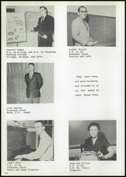 Page 16, 1960 Edition, Fisk Rombauer High School - Pirateer Yearbook (Fisk, MO) online yearbook collection